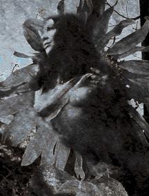 La Femme Avec La Fleur #2